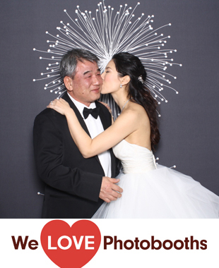 The Downtown Club Photo Booth Image