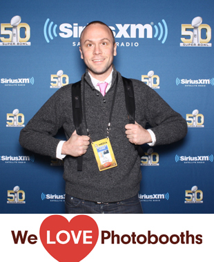 Moscone Center Photo Booth Image