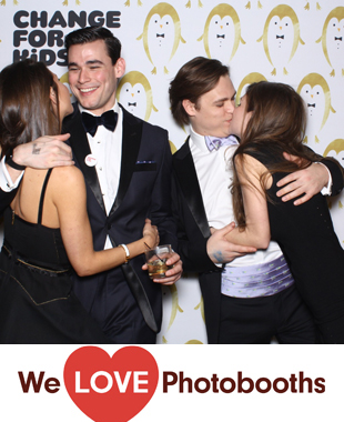 NY Photo Booth Image from Capitale in New York, NY