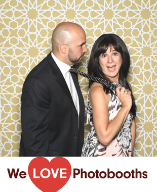 NY Photo Booth Image from The Palm House at Brooklyn Botanic Garden in Brooklyn, NY
