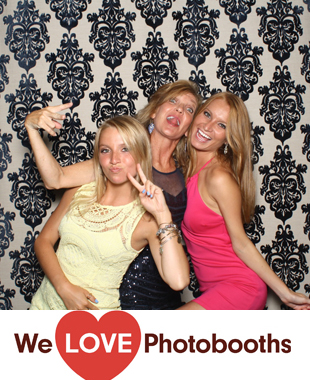 PA Photo Booth Image from Celebrations in Bucks County, PA