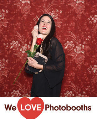 Ny Photo Booth Image from Creative Chaos in Brooklyn, Ny