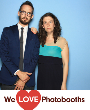 NY Photo Booth Image from Judson Memorial Church in New York, NY