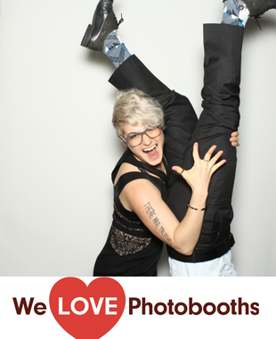 NY Photo Booth Image from Tribeca Rooftop in New York, NY