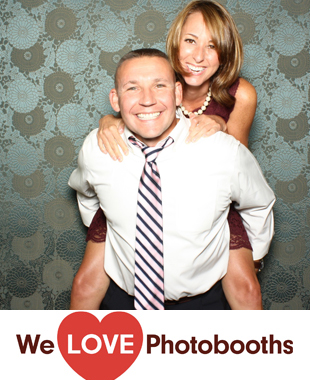 NJ Photo Booth Image from Laurita Winery in New Egypt, NJ