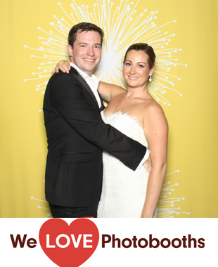 NJ Photo Booth Image from Canoe Brook Country Club in Summit, NJ