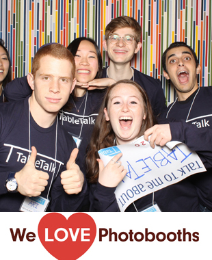 PA Photo Booth Image from UPENN - Houston Hall in Philadelphia, PA