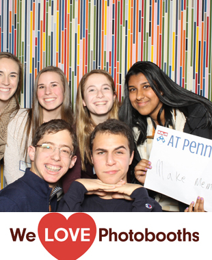 UPENN - Houston Hall Photo Booth Image