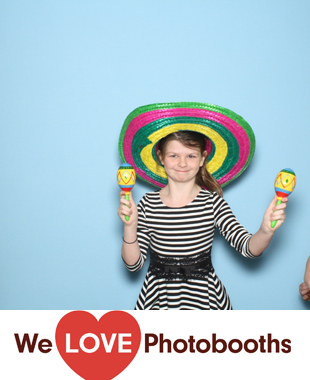 Rockland Country Club Photo Booth Image