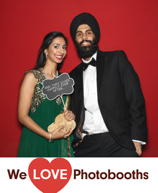 Hyatt Regency Photo Booth Image