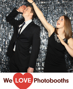 JFK Presidential Library and Museum Photo Booth Image