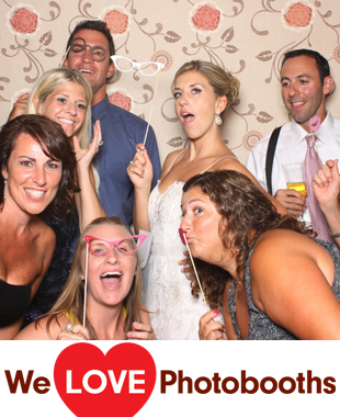 NY Photo Booth Image from The Old Field Club in East Setauket, NY