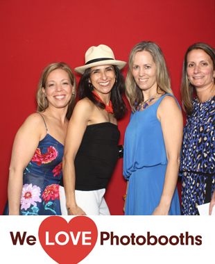 Woodway Beach Club Photo Booth Image