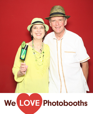 CT Photo Booth Image from Woodway Beach Club in Stamford, CT