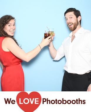 Belle Haven Club Photo Booth Image