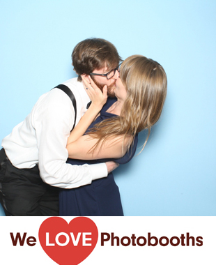 CT Photo Booth Image from Belle Haven Club in Greenwich, CT