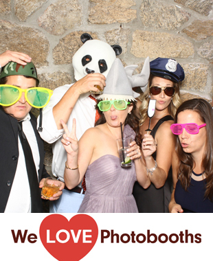 Fiddler's Elbow Country Club Photo Booth Image