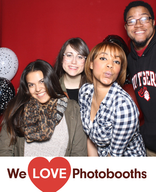 Busch Student Center Photo Booth Image