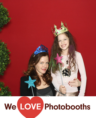 NY Photo Booth Image from Alice + Olivia Showroom in New York, NY
