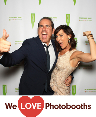 The Top of The Standard Photo Booth Image