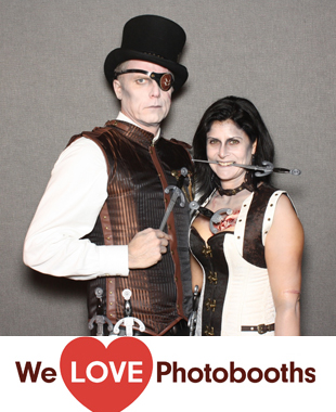 NJ Photo Booth Image from Two River Theater Company in Red Bank, NJ