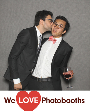 Caramoor Center for Music and the Arts Photo Booth Image