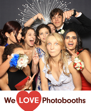 NJ  Photo Booth Image from Private Residence in Pennington, NJ