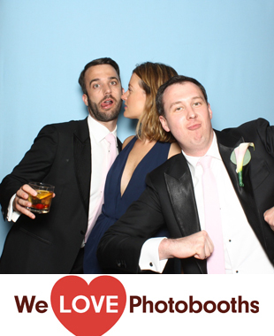 Greenville Country Club Photo Booth Image