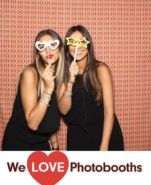 The Press Lounge Photo Booth Image