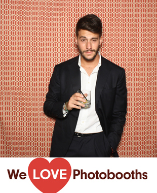 NY Photo Booth Image from The Press Lounge in New York, NY