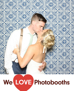 Spring Lake Golf Club Photo Booth Image