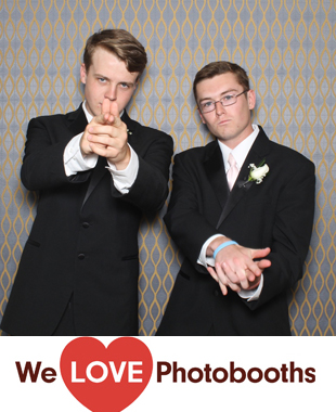 NY Photo Booth Image from Private Residence in Rockville Centre, NY