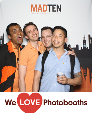 NJ Photo Booth Image from Princeton University in Princeton, NJ