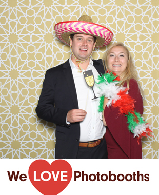NJ Photo Booth Image from Ocean Place Resort and Spa in Long Branch, NJ