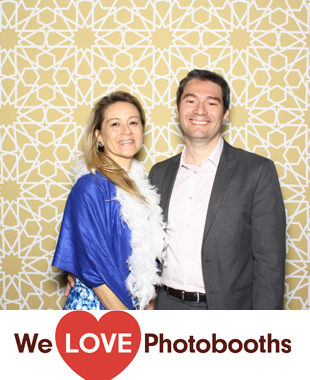 New York Photo Booth Image from Salk School of Science in New York, New York
