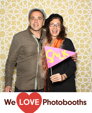 Salk School of Science Photo Booth Image