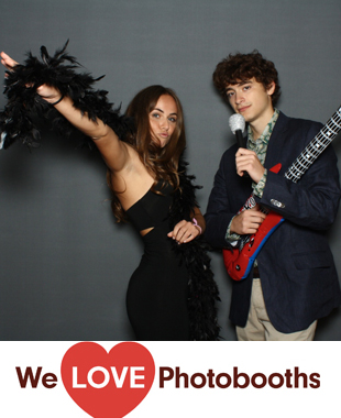 Manhattan Penthouse Photo Booth Image