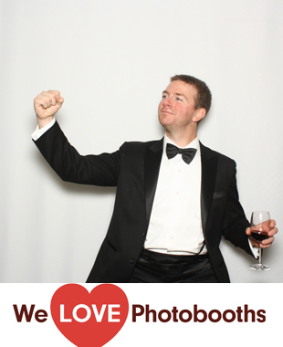 Greenwich Country Club Photo Booth Image