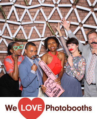 NY Photo Booth Image from 26 Bridge in Brooklyn, NY