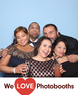 NY Photo Booth Image from Harbor Club at Prime in Huntington, NY