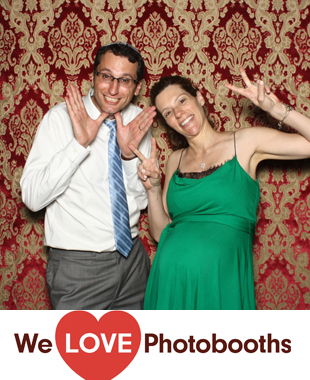 Wave Hill Photo Booth Image