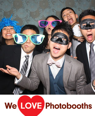 NY Photo Booth Image from Grand Restaurant in Flushing, NY
