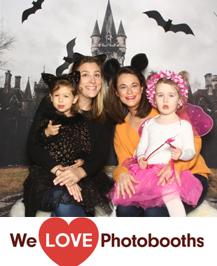 NY  Photo Booth Image from Bonpoint in New York , NY