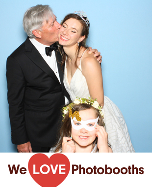 Canoe Brook Country Club Photo Booth Image