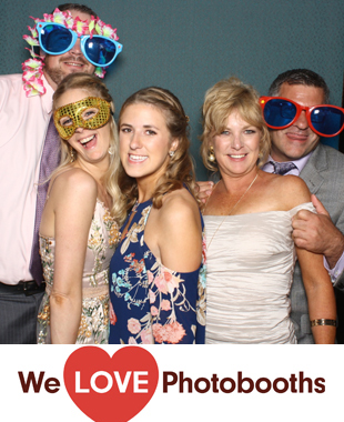 PA Photo Booth Image from Morris Arboretum in Philadelphia, PA