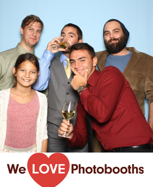 Audubon Greenwich Photo Booth Image