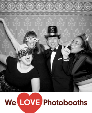 Weylin B Seymour Photo Booth Image