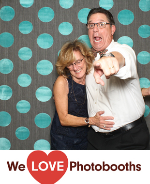 PA Photo Booth Image from Mountain Springs Lake Resort in Dr Reeders, PA