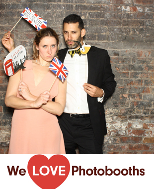 NY Photo Booth Image from The Foundry in Long Island City,  NY
