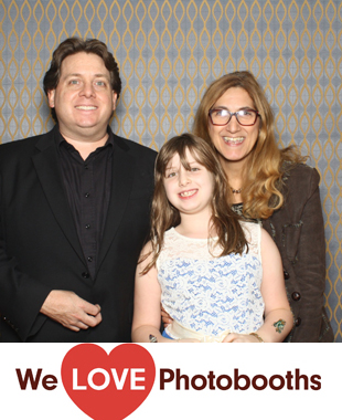 NY Photo Booth Image from Horace Mann School in Bronx, NY